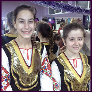 FAQ Drazheva Dance Girls